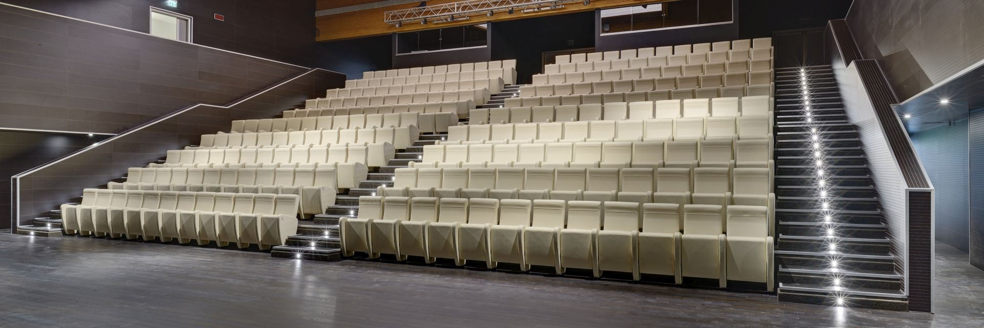 Teatro SanbàPolis - Platea
